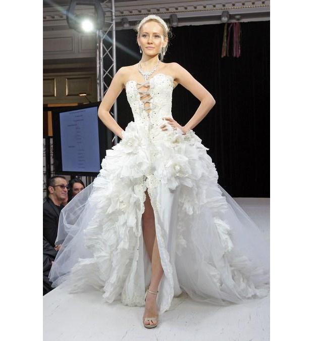 Свадебные платья от валентина юдашкина фото