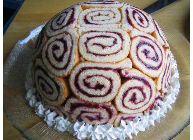 Торт шарлотка фото