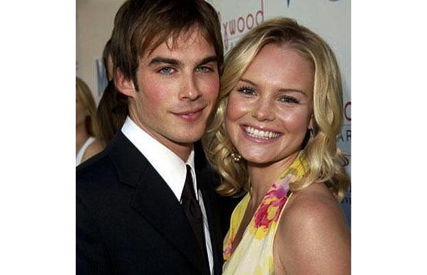 Йен сомерхолдер со своей девушкой фото