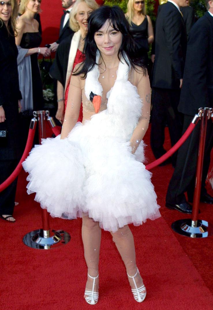 Оскар платья 2001