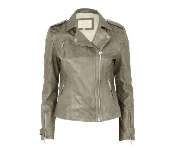 Oasis кожаная куртка