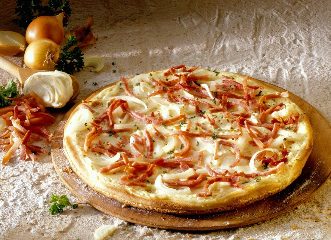 названия и рецепты пиццы
