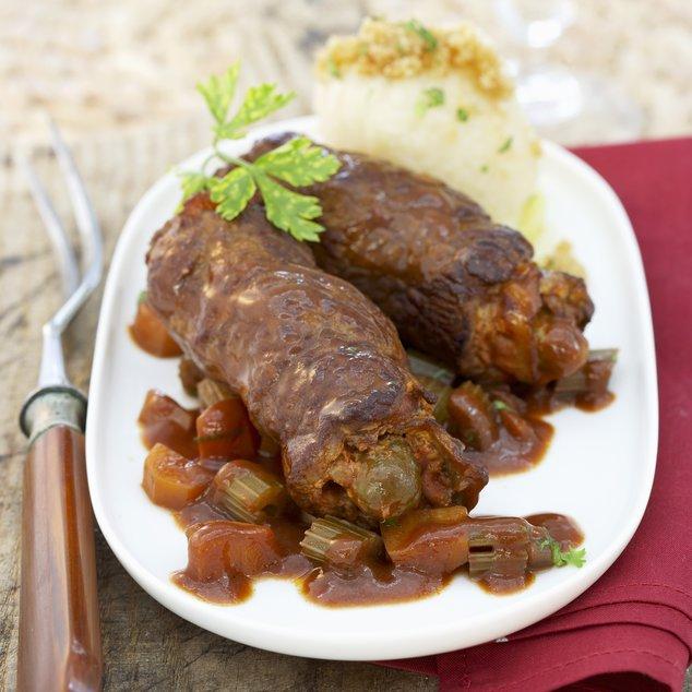Маринованное мясо в духовке сколько готовить