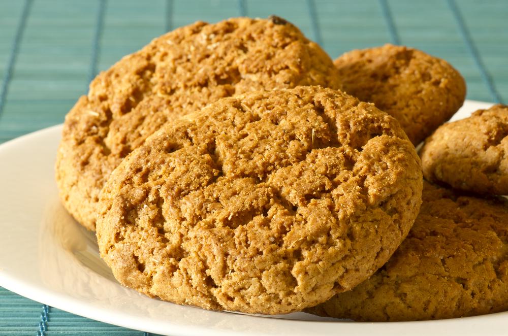 рецепт овсяного печенья без жира и сахара