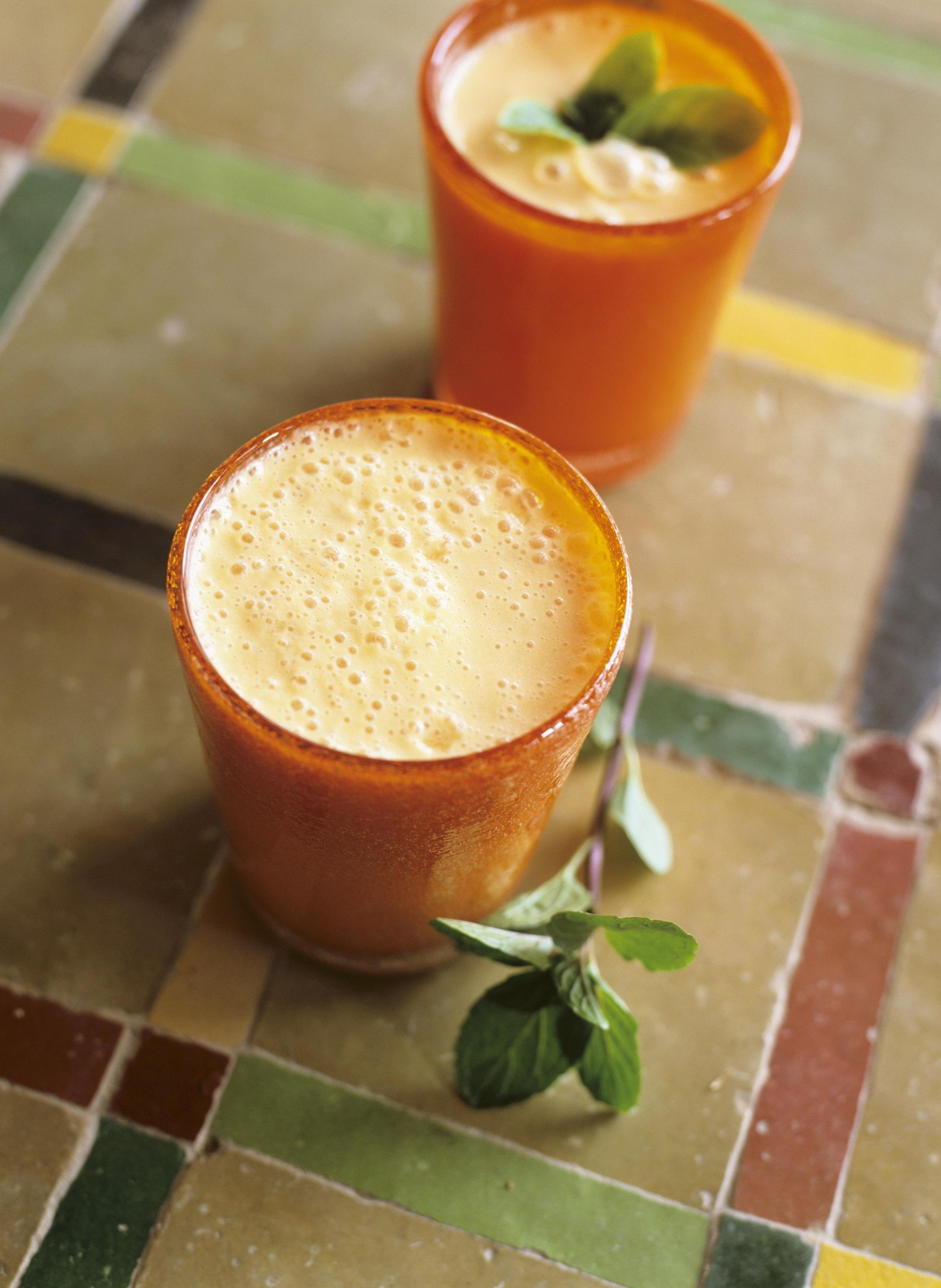 рецепт сладкого морковного коктейля