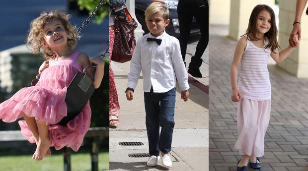 Что носят дети 2017