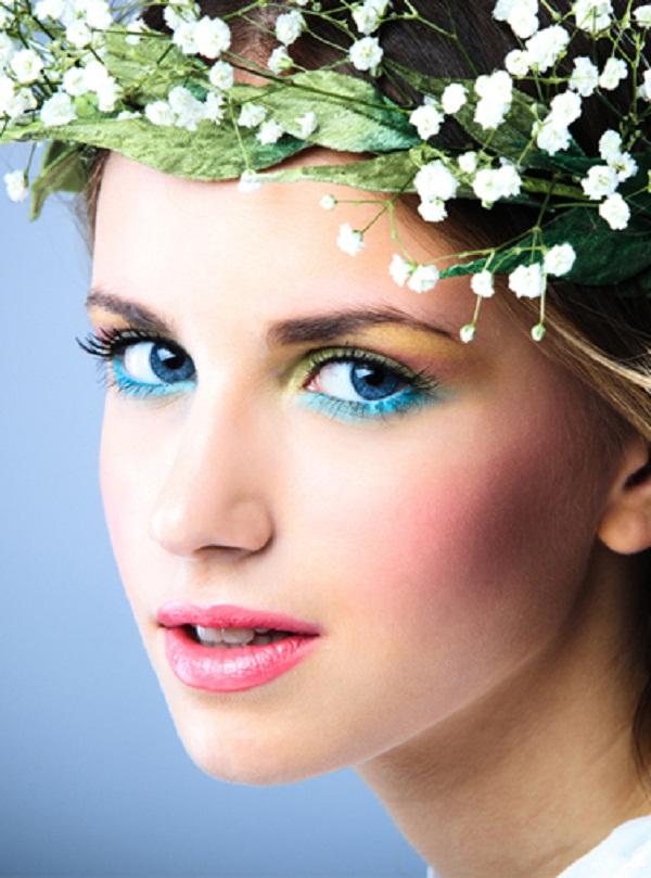 Летний макияж для девушек