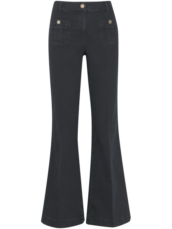 d229de65ac7 Вещь с историей  джинсы клеш