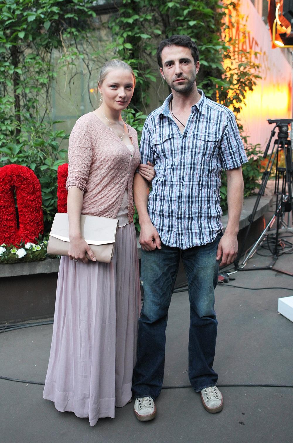 Екатерина вилкова и илья любимов свадьба фото
