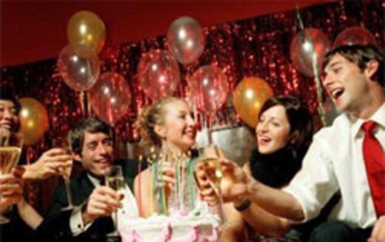Застольные конкурсы к юбилею 30 лет