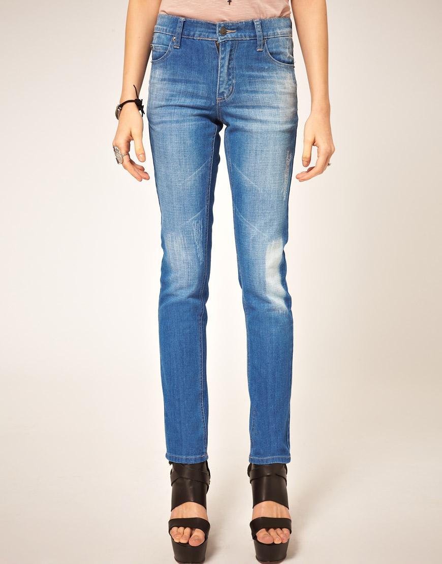 Весенние джинсы