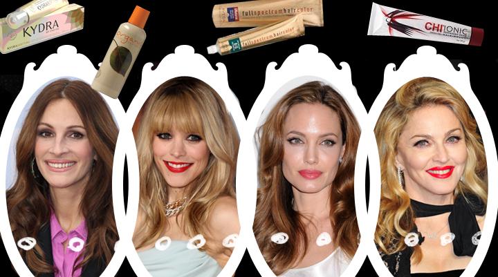 Краски для волос для блондинок щадящие