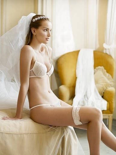 Невеста без в нижнем белье