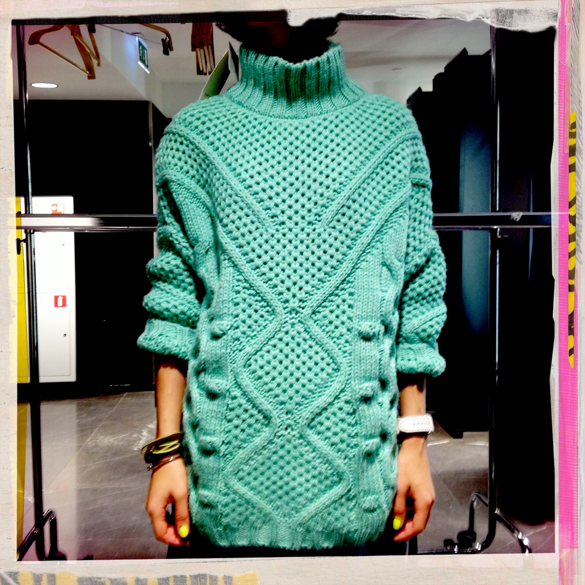 Вязание свитеров на зиму