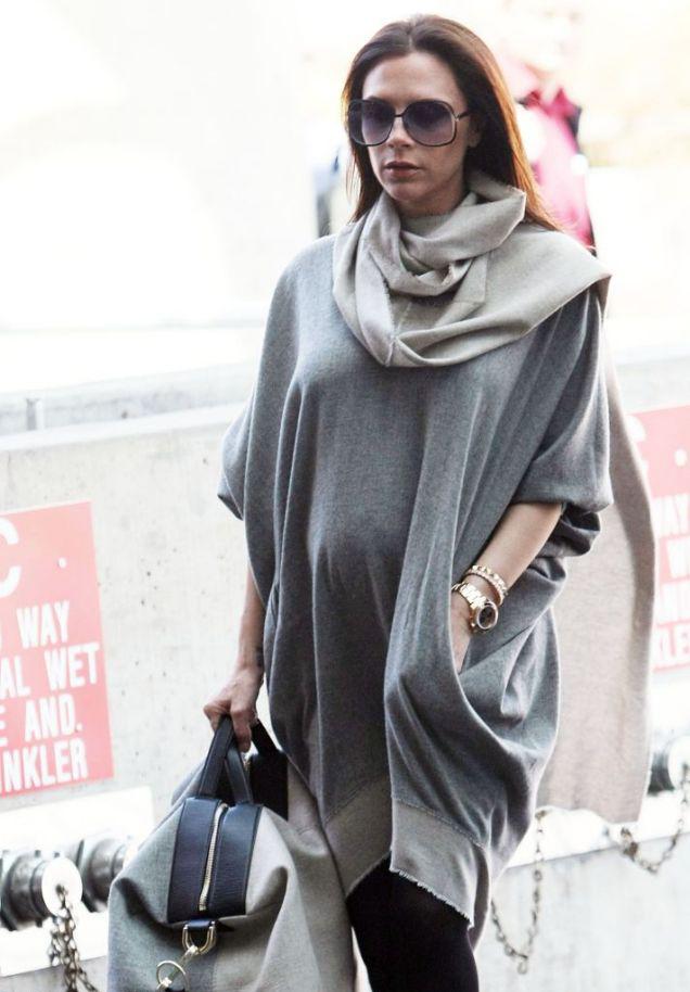 79919e2f3338 Умножаем тепло на два: модная зимняя одежда для беременных | WMJ.ru