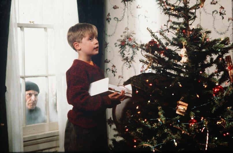 Английские фильмы про новый год