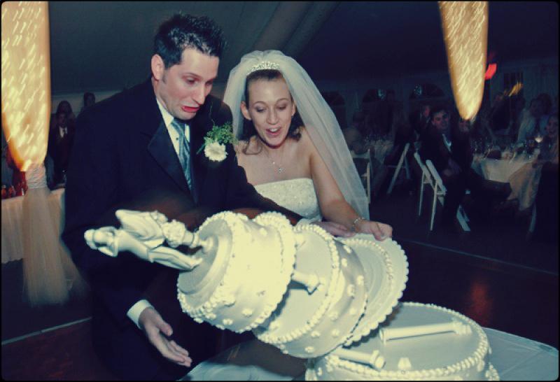 Русские свадьбы, бессмысленные и беспощадные.