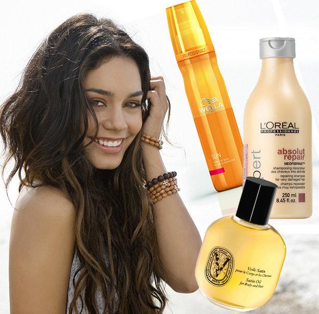 Спрей соленая вода для волос
