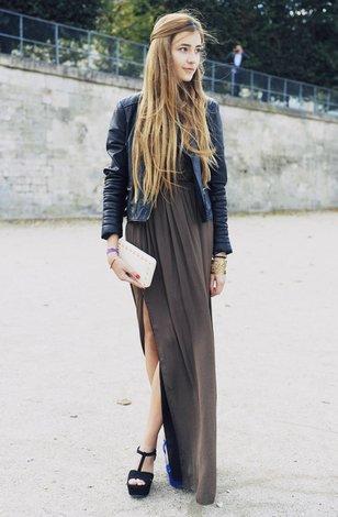 платья вязаное спицами для девочки подробно