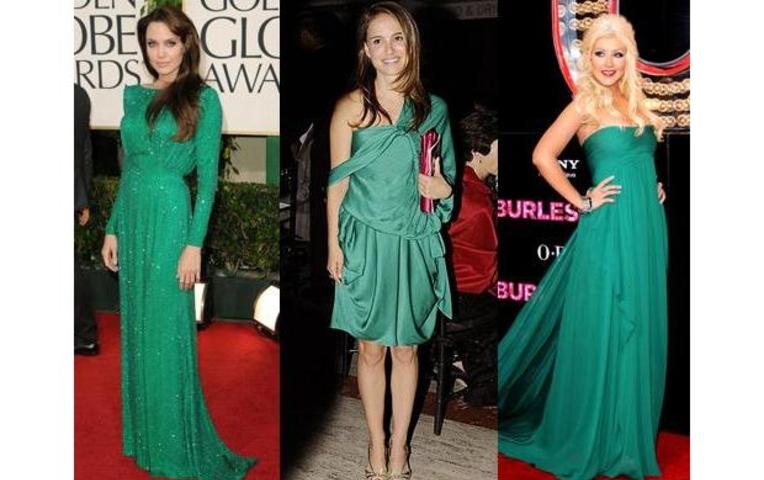 Звезды в изумрудных платьях