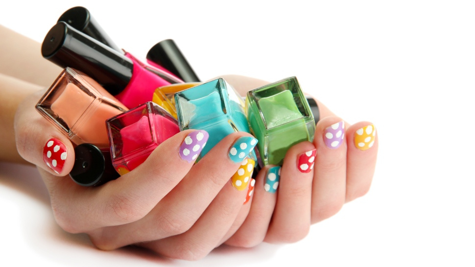 Материалы для ногтей