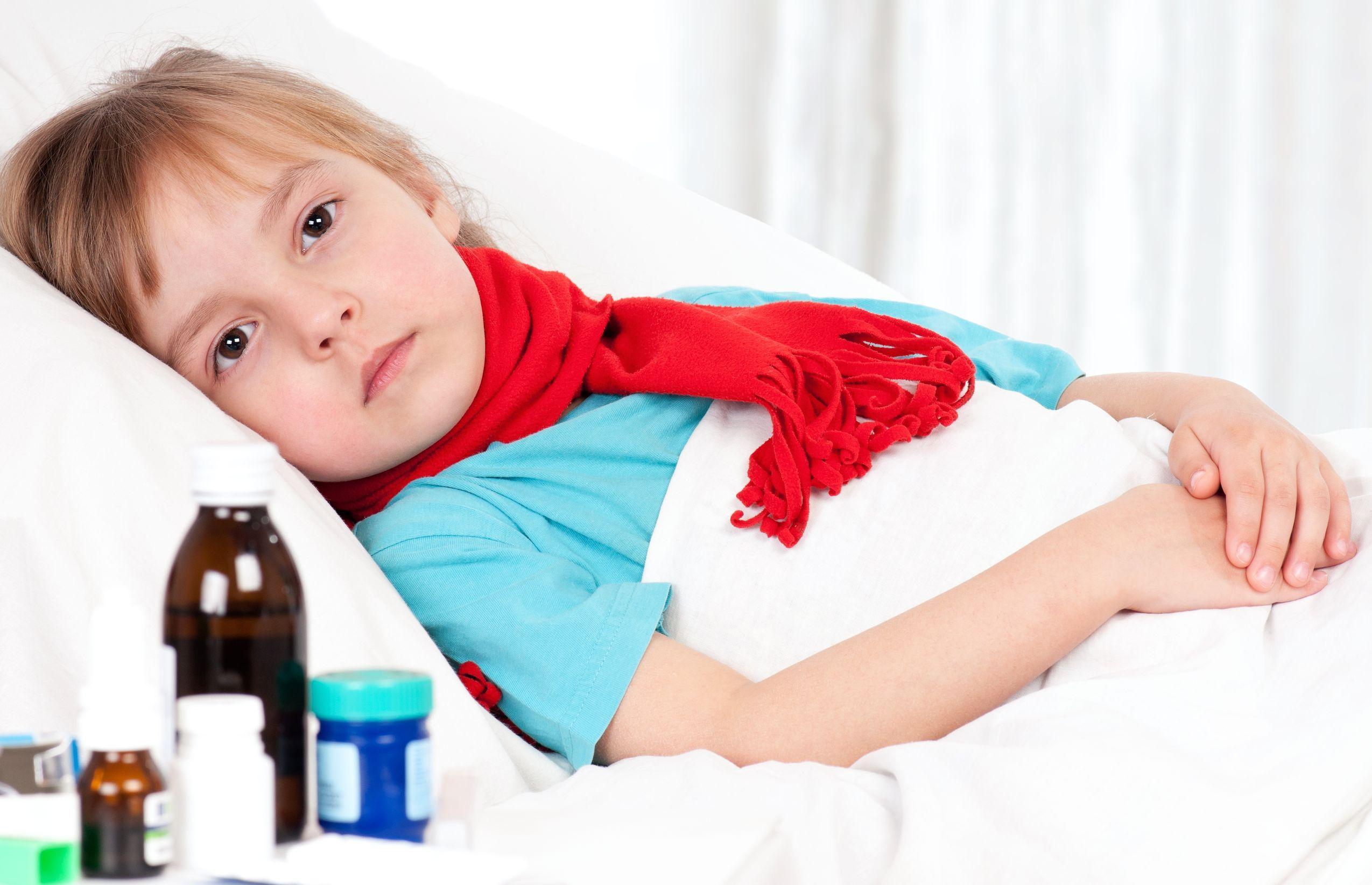 Обструктивный бронхит у детей: лечение и профилактика