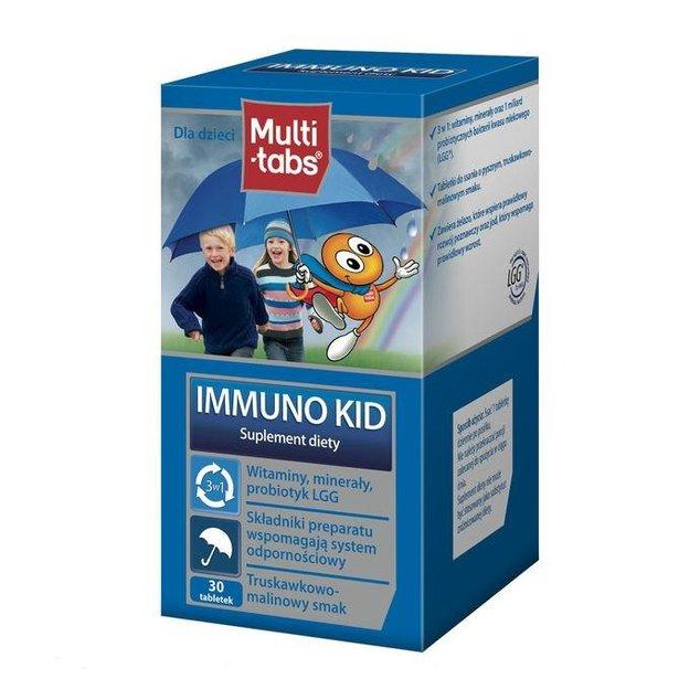 Капли для иммунитета для детей
