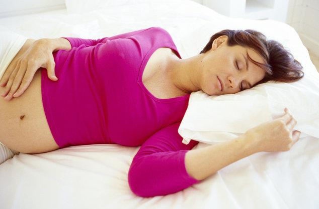 Боль придатка на раннем сроке беременности