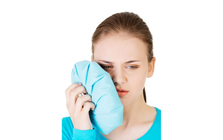 Как в домашних условиях избавиться синяка и ушиба