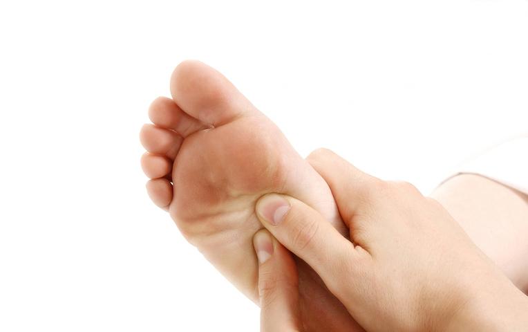 шипицы фото на ноге