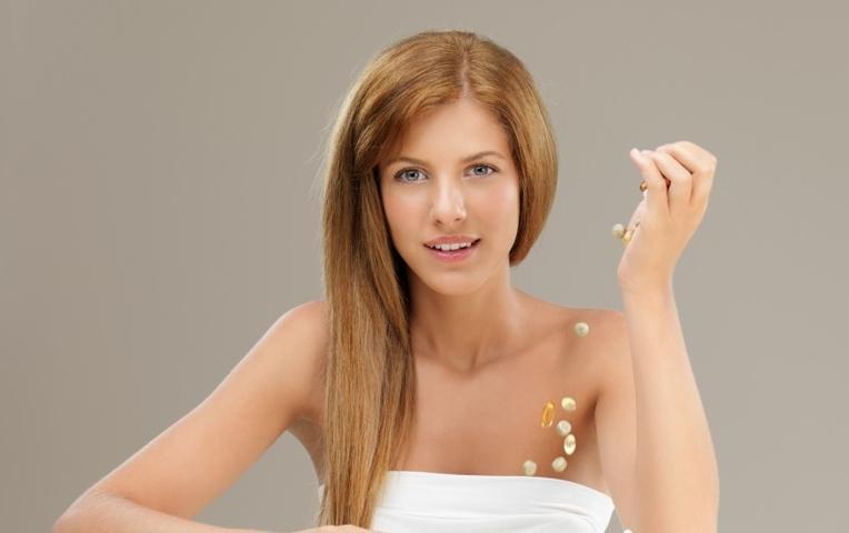 какие пить витамины чтобы кожа не старела