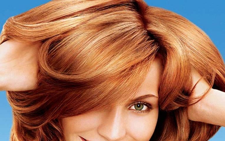 как смыть темно коричневую старую краску с волос