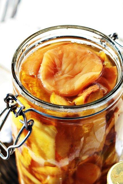 Как сделать яблочный уксус дома рецепт с фото