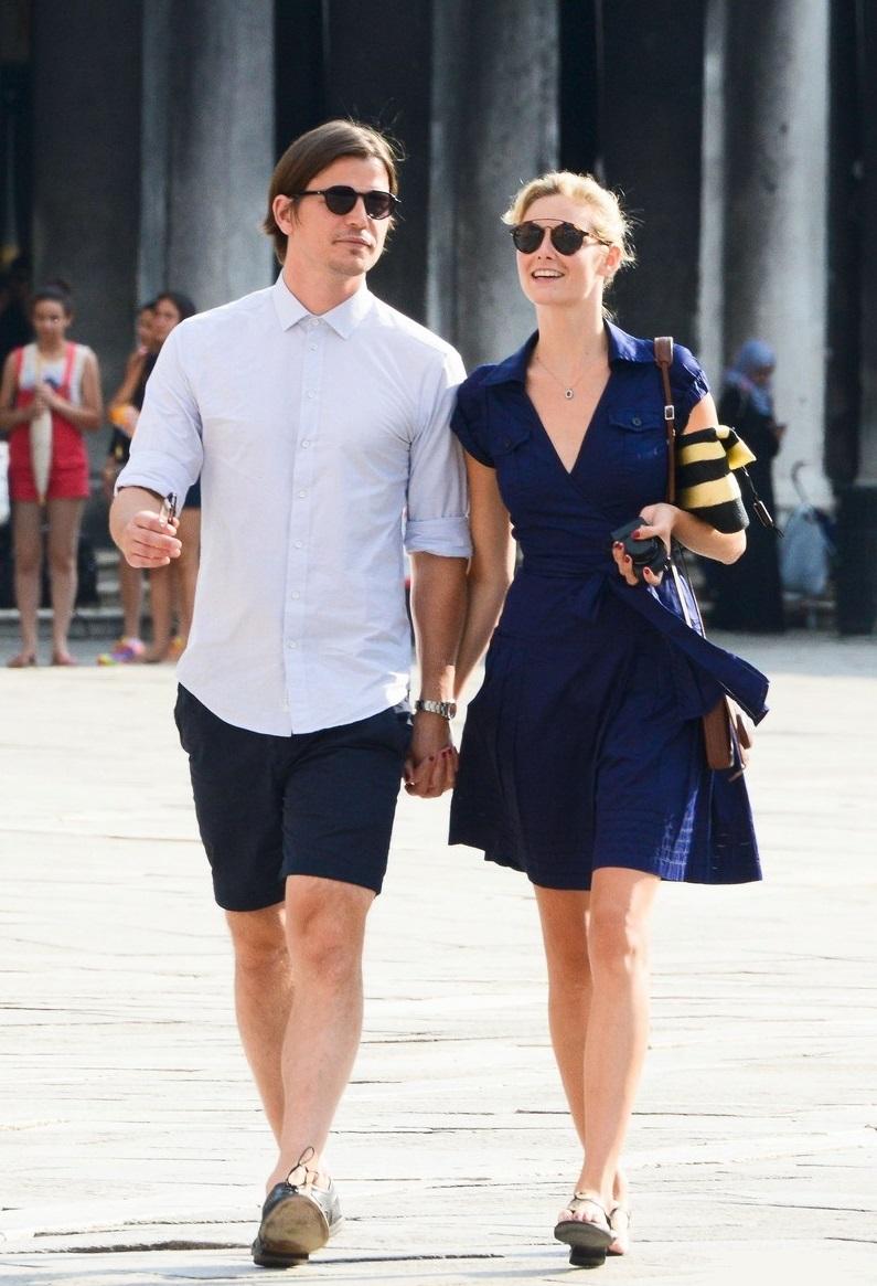 Джош Хартнетт проводит романтические каникулы в Венеции | WMJ.ru