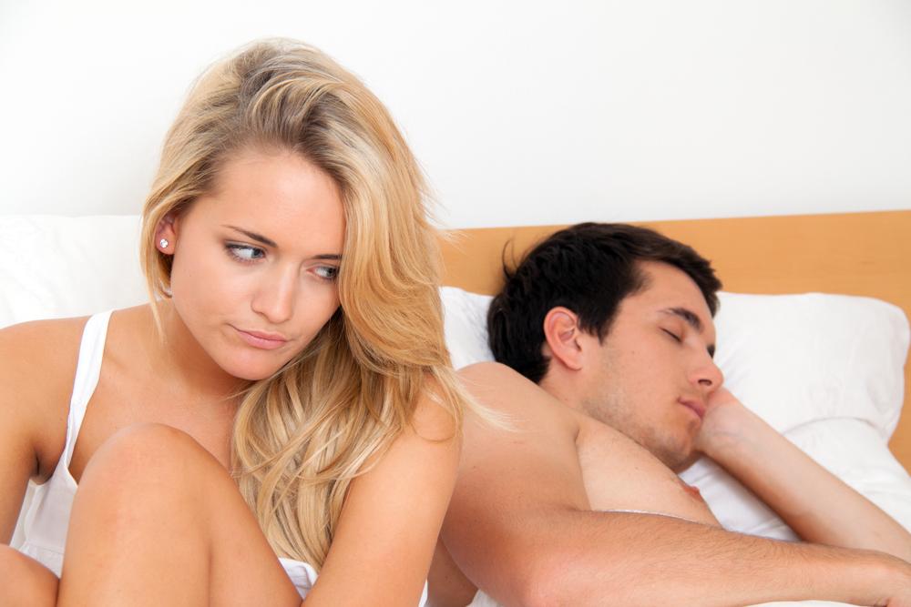 Может ли женщина привязаться после хорошего секса гониво