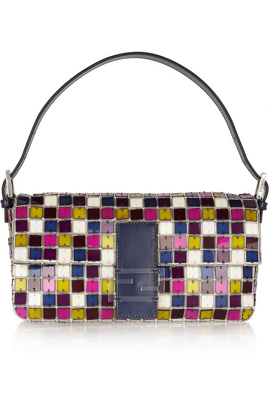 Осенне-зимняя коллекция сумок Fendi 2014-2015