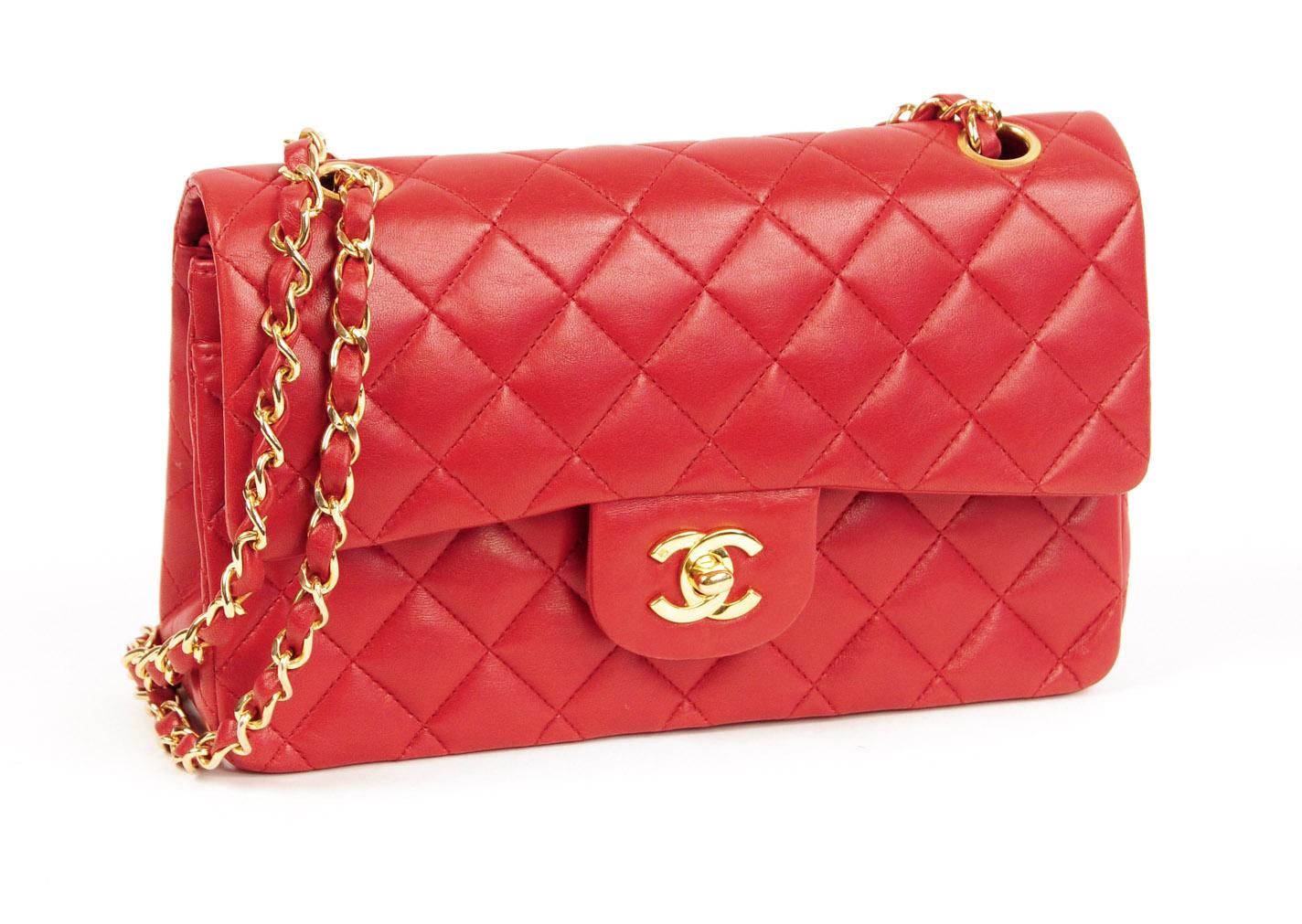 Красная сумка chanel / шанель, цена - 350 грн