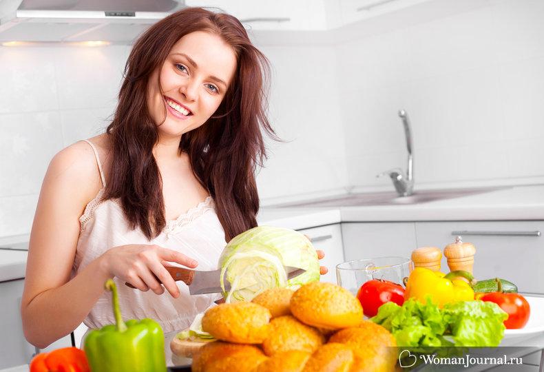 Как быстро похудеть на диете которая не надоест