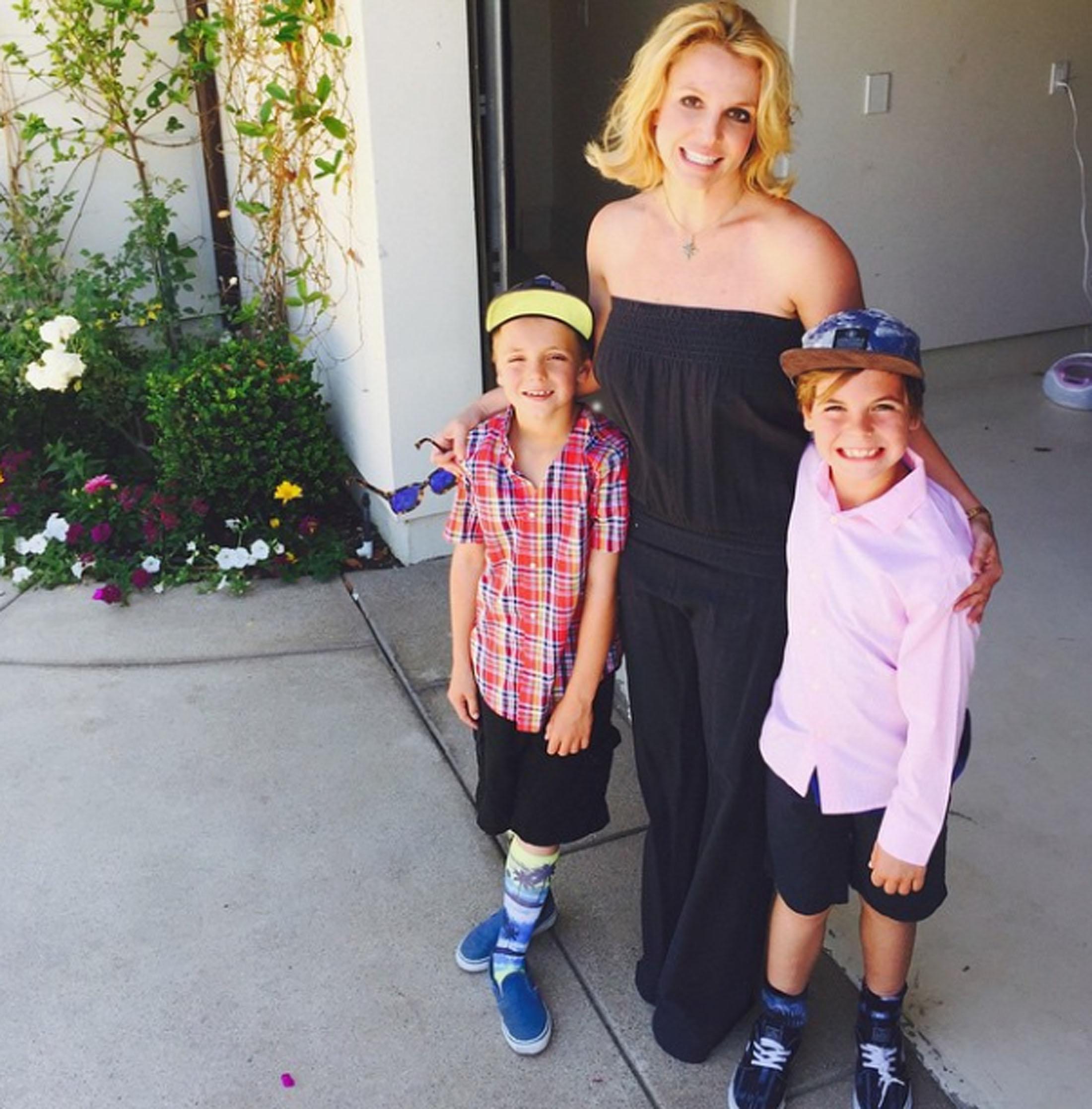 Бритни Спирс (Britney Spears) биография, фото, личная ...