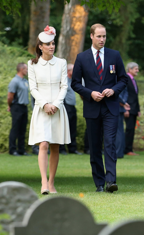 где познакомились кейт миддлтон и принц