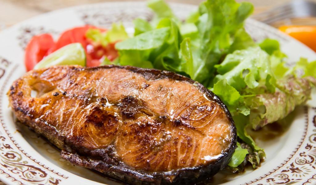 Стейки из рыбы 29 рецептов  фото рецепты  ГотовимРУ