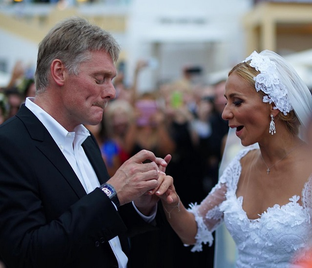 работаем песков дмитрий свадьба фото пилота российского Олега