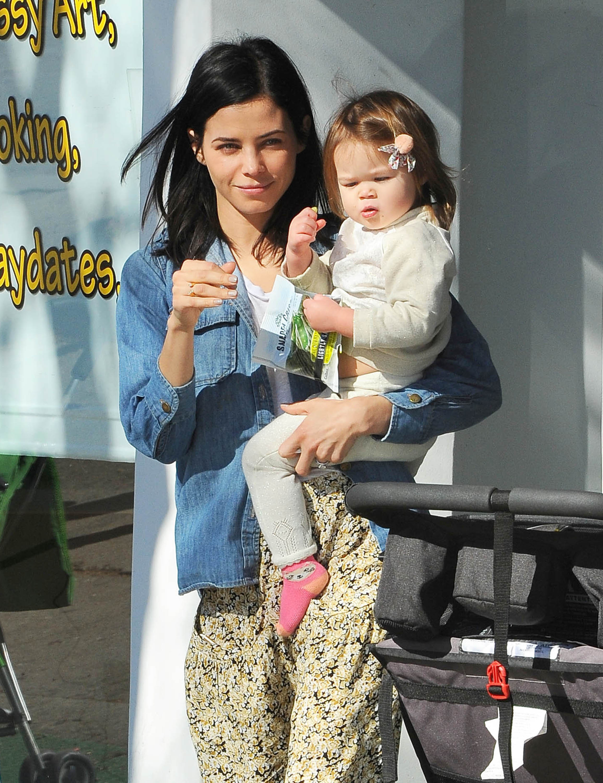 Дженна деван и ченнинг татум с ребенком фото