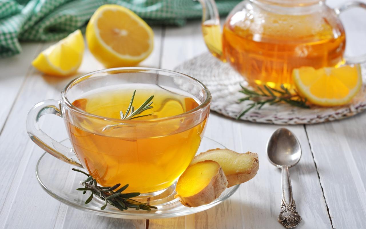 как заварить имбирь для похудения с лимоном