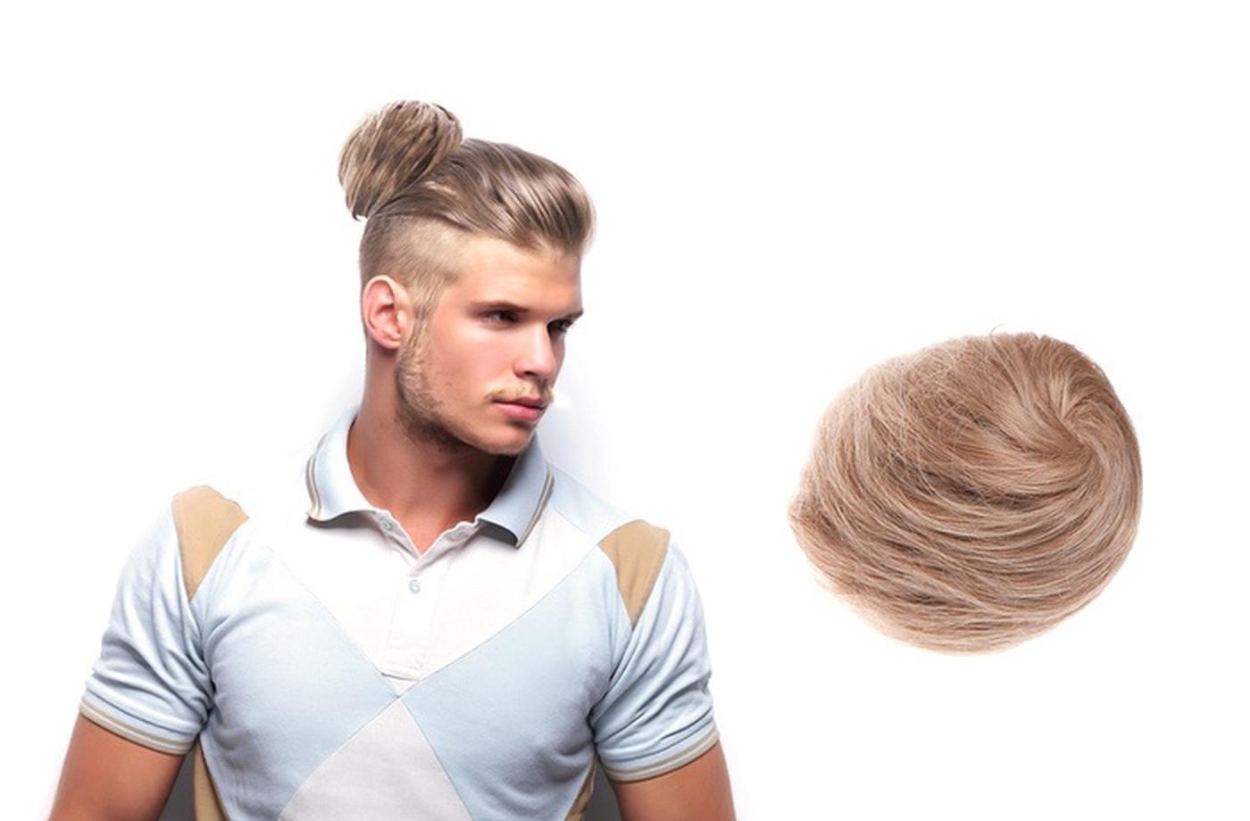 Как сделать мужские волосы длинными