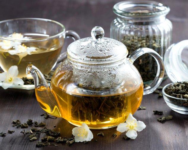 Черный чай - пуэр