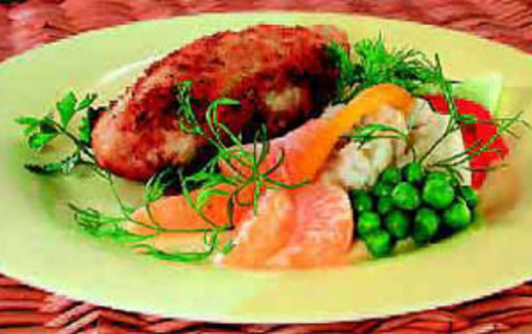 Простые и дешевые вторые блюдаы