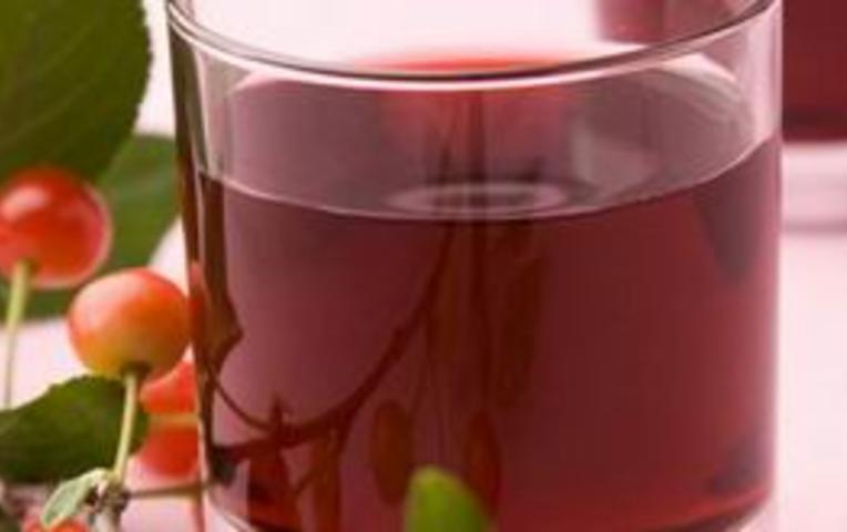 Как сделать вишневый сок без соковыжималки