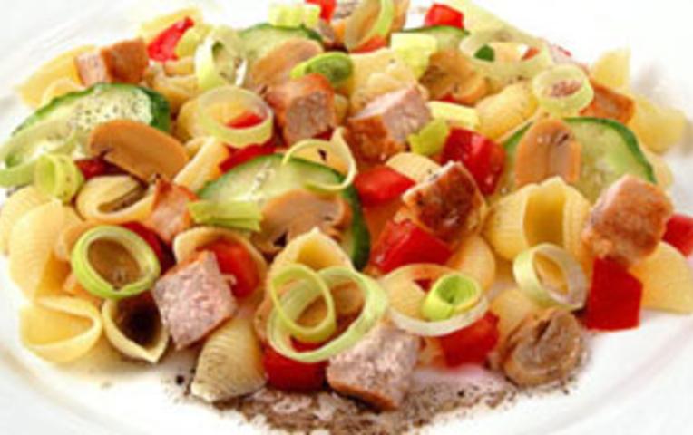 Овощные салаты на день рождения с фото