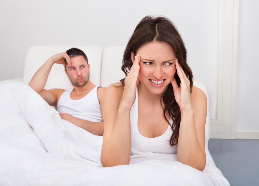 почему женщина не хочет интима после родов-яч1